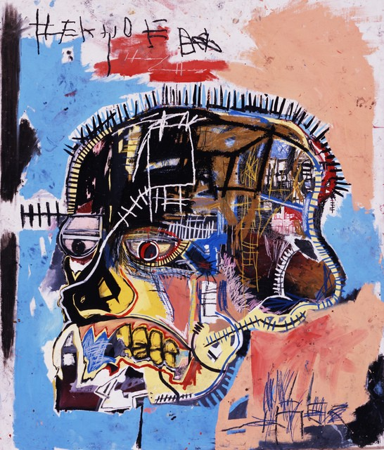 A Corrupted Commentary: The Life and Works of Jean-Michel Basquiat