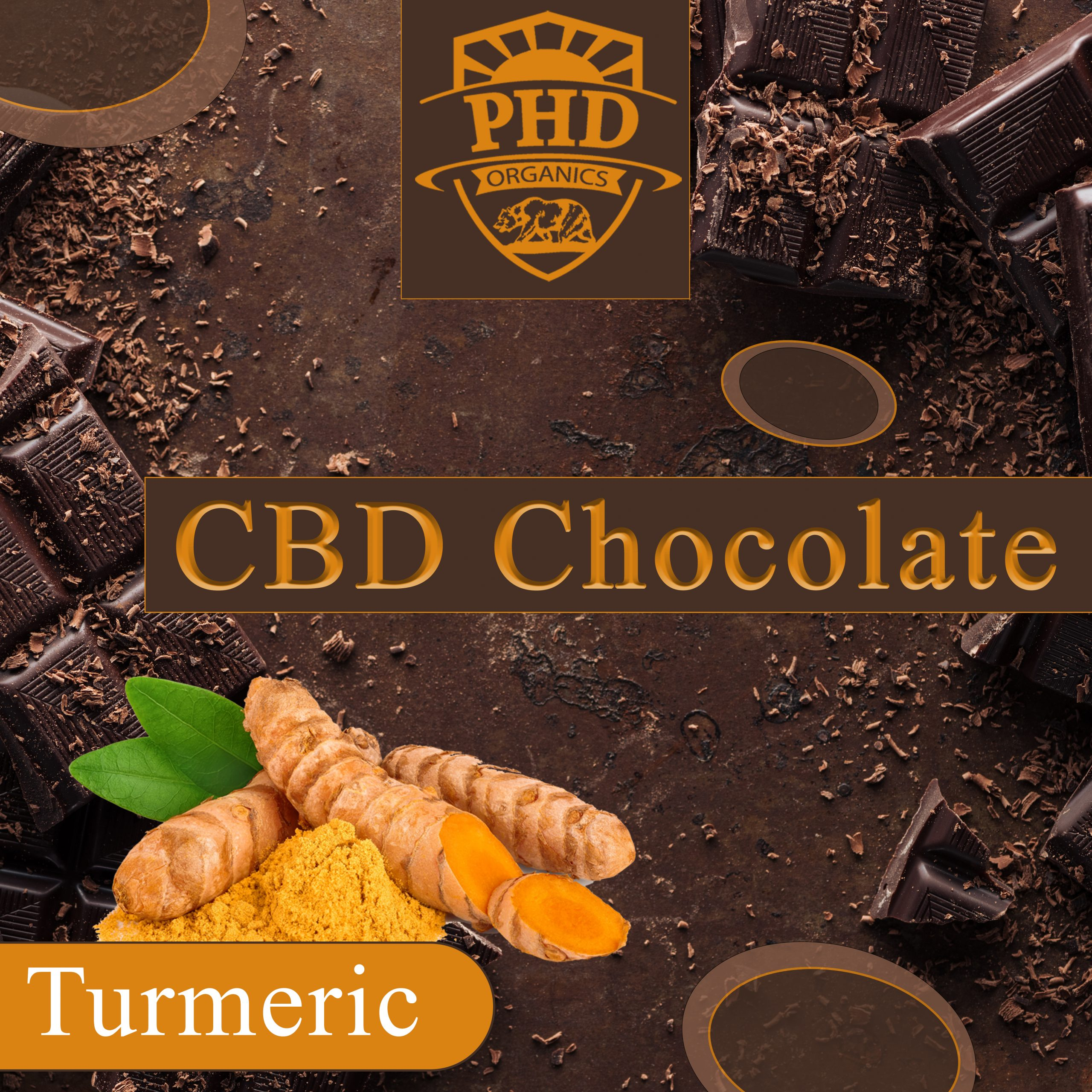 A Match Made in Heaven: New CBD-Rich Chocolate Infused with Zesty Turmeric